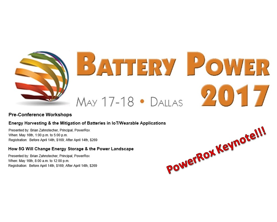 Battery Power '17 Banner