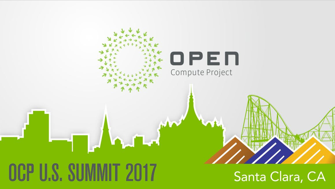 OCP Summit '17 Banner